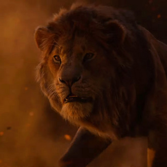 #TheLionKing: Hear Beyonce (Nala) Sweetly Call Simba(David Glover - Childish Gambino).