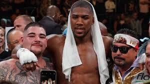 Ebuka, Tyson Fury, Piers Morgan, Reaction To Anthony Joshua's Defeat.