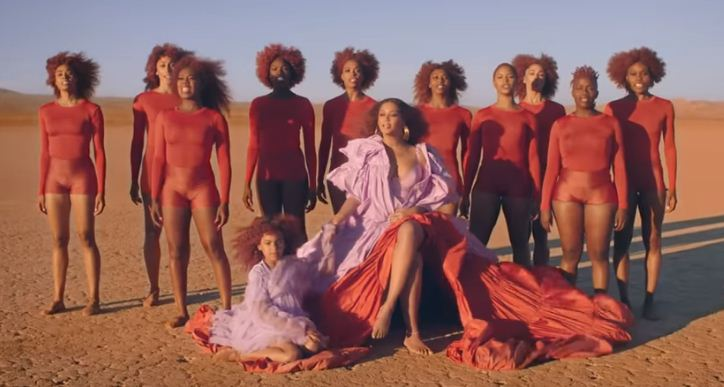 #TheLionKing: Download Beyonce - Spirit Video (Mp4 Download).