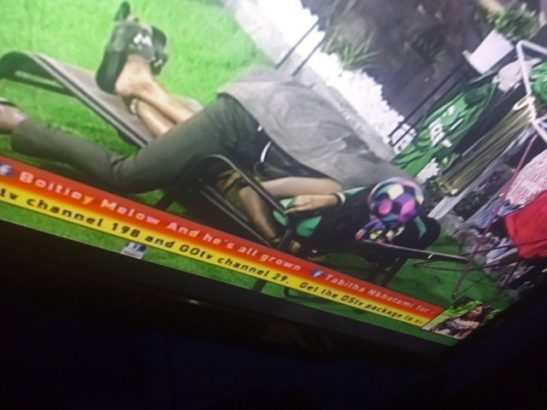 Finally! Seyi And Tacha Cuddle & Rough Handle Each Other On National Tv | BBNaija2019