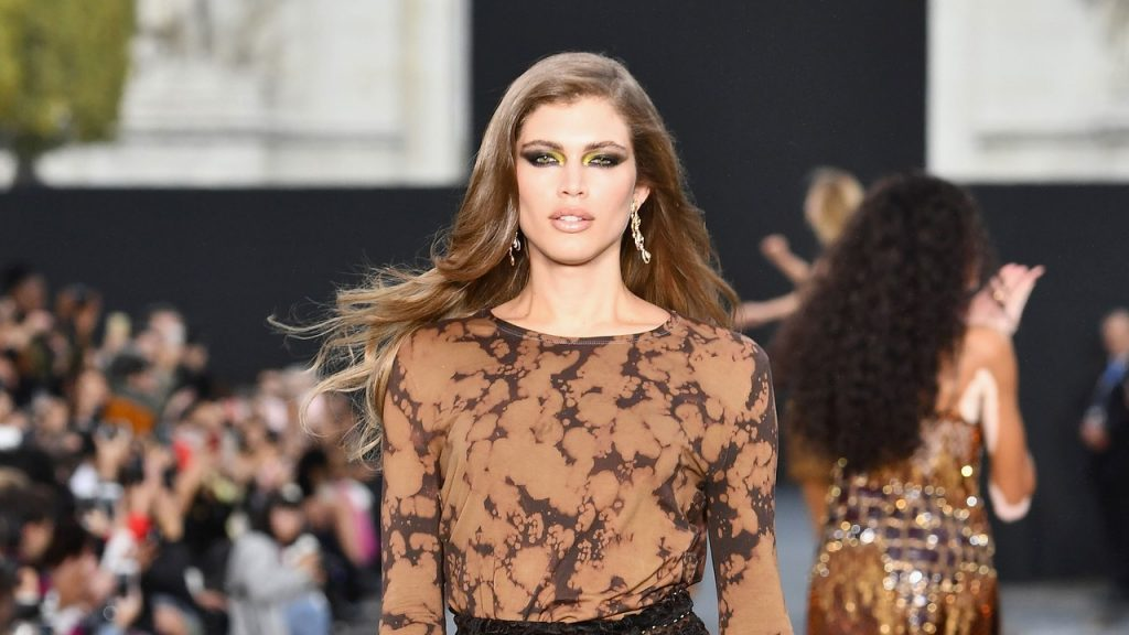 Valentina Sampaio Becomes Victoria's Secret First Transgender Model