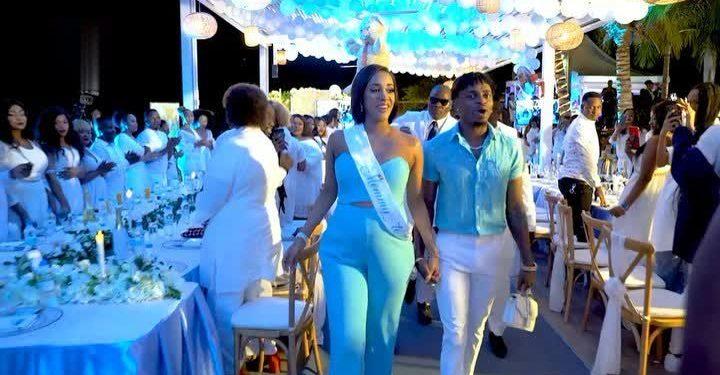 Tanasha Donna & Diamond Platnumz Celebrate Baby Shower.