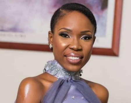 "Actress Lala Akindoju Drags Nigerians , Says ""Nigerians Are Damaged"" For Celebrating Mike's Fidelity."