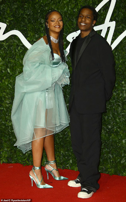 Rihanna Is Dating Asap Rocky